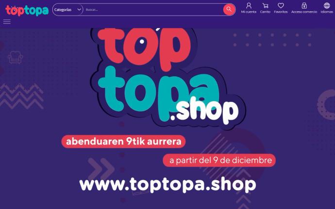 TopTopa online denda